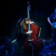 Nina Harries Double Bass Player in London