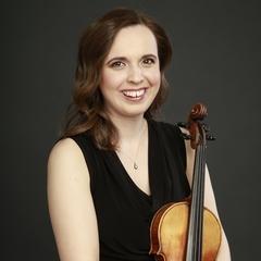 Isobel Scott Violinist in Manchester