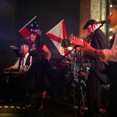 The Big River Bandits Function Band in Reading