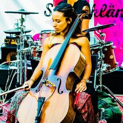 Selena Farnsworth Cellist in Birmingham