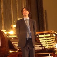Alberto Brigandì Organist in London
