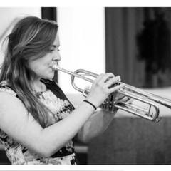 Beth Mayers Trumpeter in Cardiff