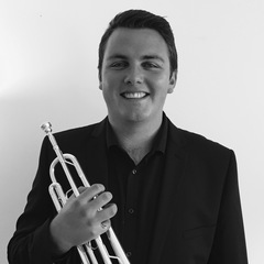 Ali Clements Trumpeter in Cardiff