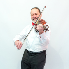 Rob Jourdain Violinist in Sheffield