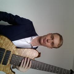 Sam Terrett Guitarist in London