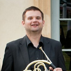 James Topp French Horn Player in Birmingham