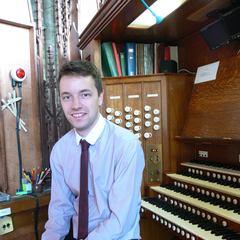 Jeremy Lloyd Organist in Bradford