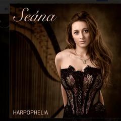 Seána harpist Harpist in London