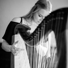 Christine Palethorpe Harpist in Sheffield