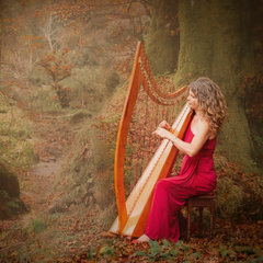 Fionnuala Kirby Harpist in the UK