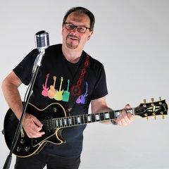 Stevie M Guitarist in Manchester