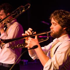 Olly Chubb Trumpeter in Cardiff