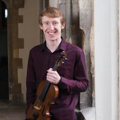 Mark Anstead Violinist in Southampton