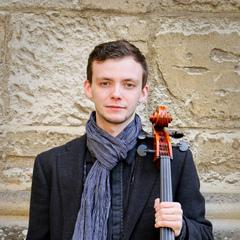 George Paşca Cellist in London