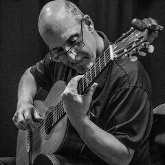 Martin Vishnick Guitarist in London