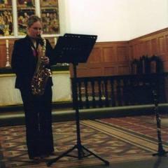 LIZ HOLLAND Saxophone Player in Liverpool