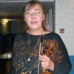 Sonja Grossner Violinist in Wolverhampton