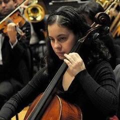 Ursula I. Miethe Cellist in Coventry