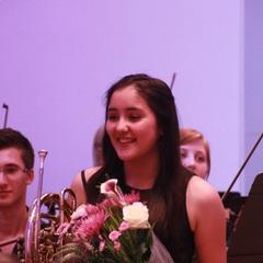 Hannah Takahashi French Horn Player in London