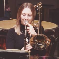 Lauren Jade Ingham Trombone Player in Barnsley