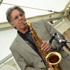 Sean McBride Saxophone Player in Cardiff