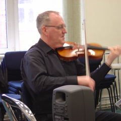 Peter Best Violinist in the UK