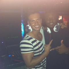 Brian Shayan DJ in the UK