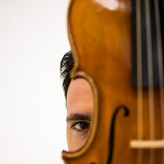 Simon-Philippe Allard Violinist in Bristol