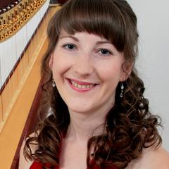 Heather Wrighton Harpist in London