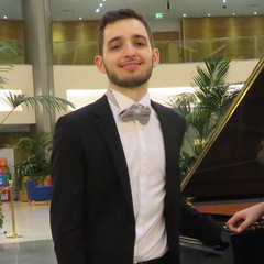 Franck Sauvignon Pianist in London