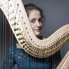 Rosanna Rolton Harpist in the UK