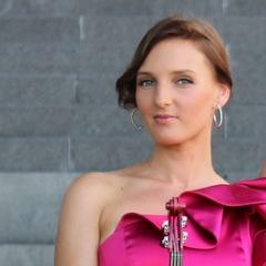 Enrika Uselyte Violinist in London