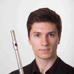 Frederico Paixão Flute Player in London