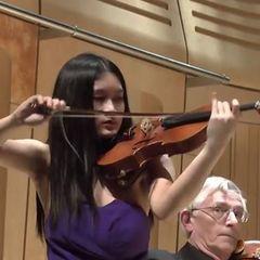 Rita Lam Violinist in Birmingham