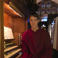Andrei Lebed Organist in London