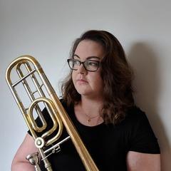 Melissa Brown Trombone Player in Cambridgeshire