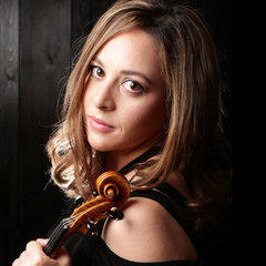 Diane Aidenbaum Violinist in the UK