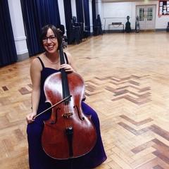 Natalie Halliday Cellist in Bristol