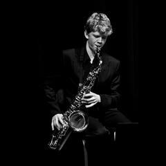 Ben Porteous Saxophone Player in Cambridge