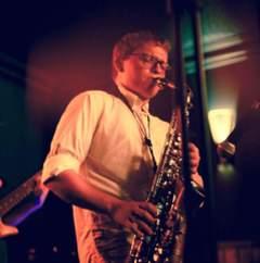 Alex Fisher Saxophone Player in Leeds