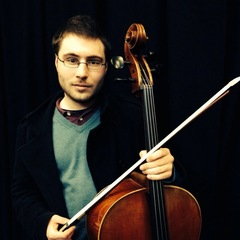 Benjamin Jones Cellist in London