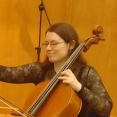 Catherine Strachan Cellist in York