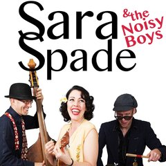 Sara Spade & The Noisy Boys Swing Band in the UK