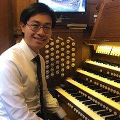 Kenson Joseph Li Organist in Chester