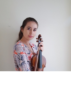 Coco Inman Violinist in Manchester