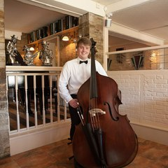 Will Hollands Double Bass Player in Birmingham