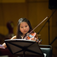 Lanabel Teo Violinist in the UK
