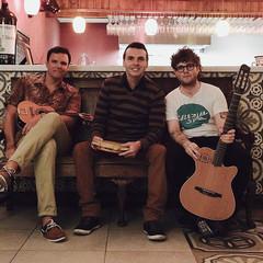 The Bandidos Trio in Birmingham