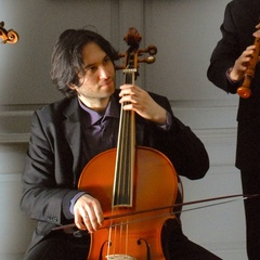 Nikolay Ginov Cellist in London