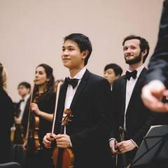 Muang Luanghvisut Violinist in Edinburgh